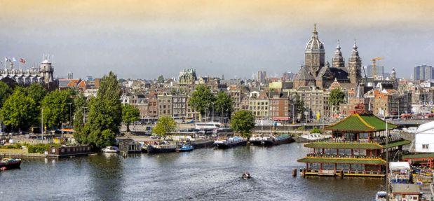 Amsterdam - La charmante