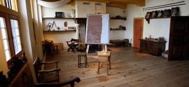 Le musée de la maison de Rembrandt