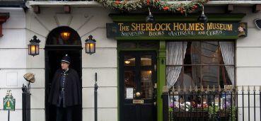 Le Musée Sherlock Holmes