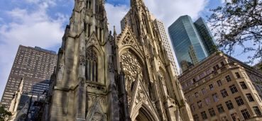 La cathédrale Saint-Patrick de New-York
