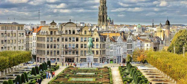 Bruxelles - La dynamique