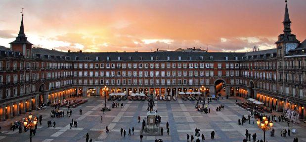 Madrid - ciudad majestuosa