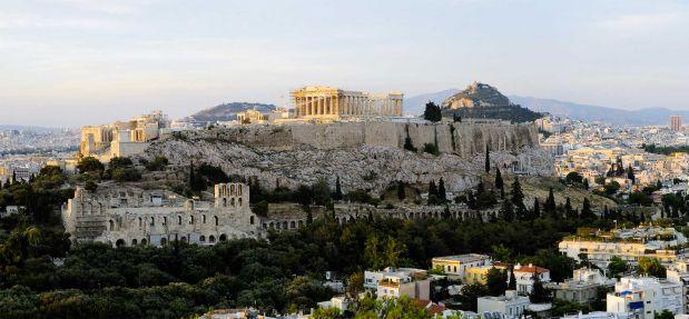 Atenas - La antigua