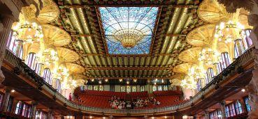 Le palais de la musique catalane