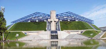 Le Palais Omnisports de Paris-Bercy