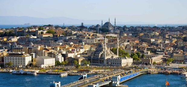 Istanbul - La captivante