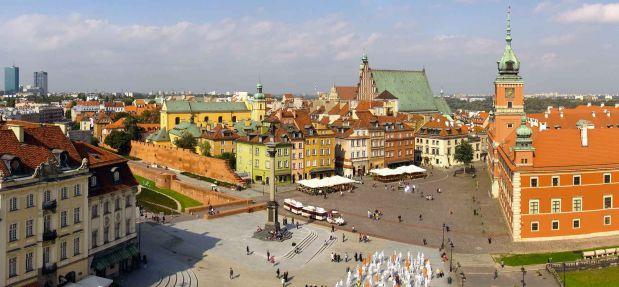 Varsovie - La fascinante