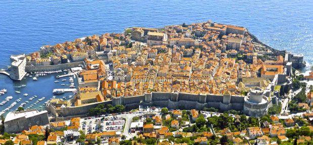 Dubrovnik - La lumineuse