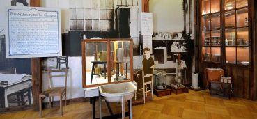 Le musée Marie Curie