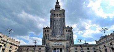 Le Palais de la culture et de la science