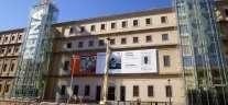 Le musée national centre d'art Reina Sofía