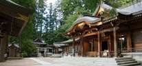 La ciudad de templos en Takayama