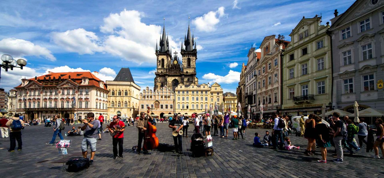 Praga - un viaje recomendado