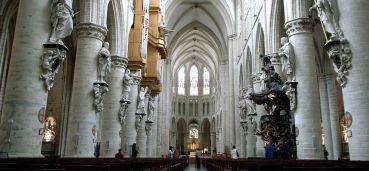 La cathédrale Saints-Michel-et-Gudule
