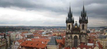 L'église de Notre-Dame du Týn