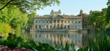Le palais et le parc Łazienki