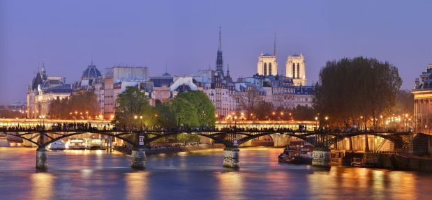 Paris - La ville lumière