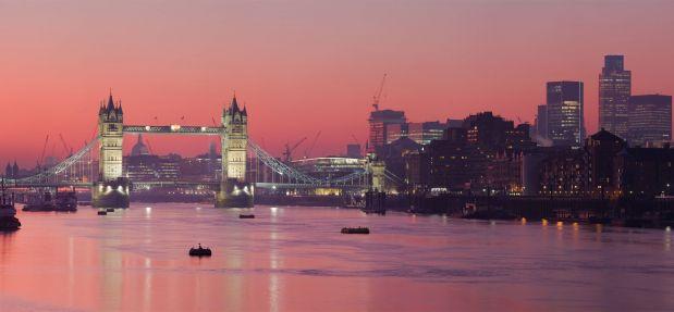Londres - L'excentrique
