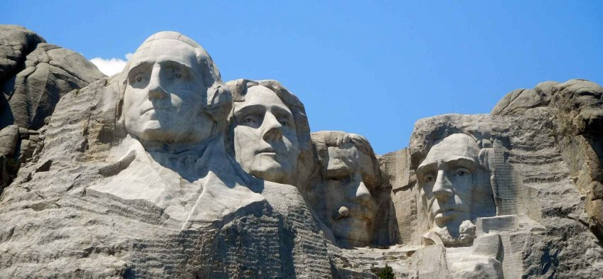 Mont Rushmore - Etats-Unis