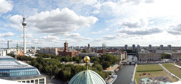 Berlin - L'avant-gardiste