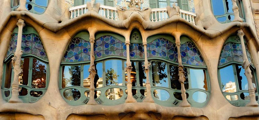 La Casa Battlò à Barcelone