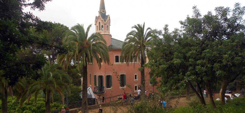 La maison musée d'Antoni Gaudí
