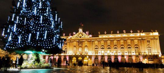 Marché de Noël de Nancy