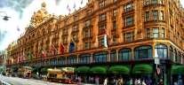 Le magasin Harrods