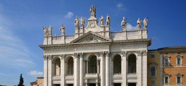 La basilique Saint Jean de Latran